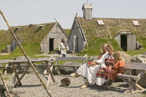 Photo:  History of Vikings Living Museum Norstead