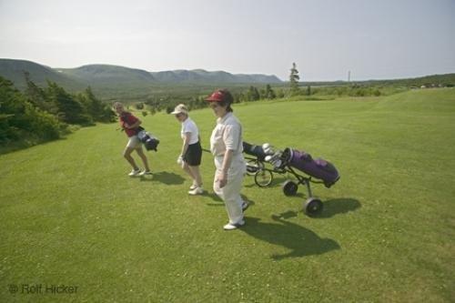 Photo:  golf courses