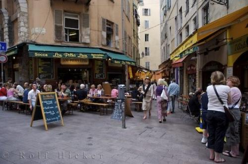 Photo:  Old Town Nice