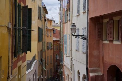 Photo:  Old Town Streets Nice
