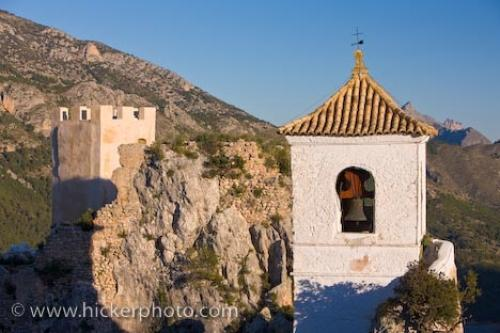Photo:  Pictures Of Castle Ruins Church Belfry