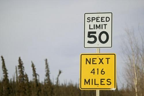 Road Signs Speed Limit Photo Information