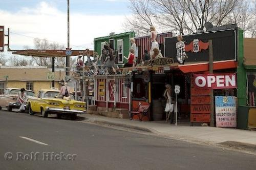 history on route 66 photo information. Black Bedroom Furniture Sets. Home Design Ideas