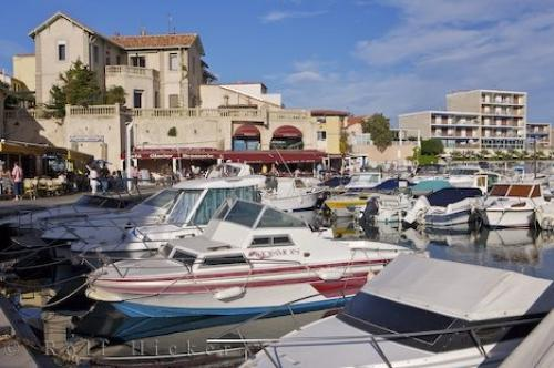 Sausset-Les-Pins France  City new picture : ... tied to the marina in the town of Sausset Les Pins, Provence, France