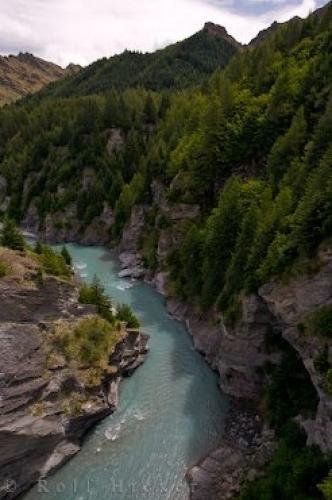 Scenic Shotover River Skippers Canyon Central Otago