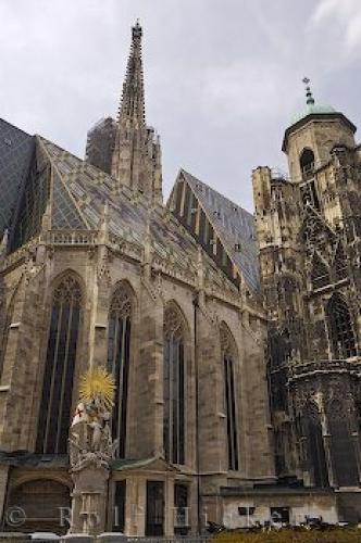 St Stephens Cathedral Vienna
