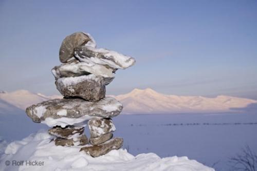 Photo:  Stone Men