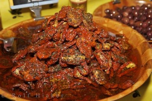 Photo:  Sun Dried Tomatoes Food Picture