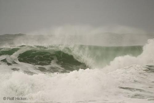 Photo:  Tidal Waves Stormy Weather