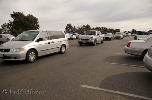 Photo:  Traffic Jam Picture Grand Canyon