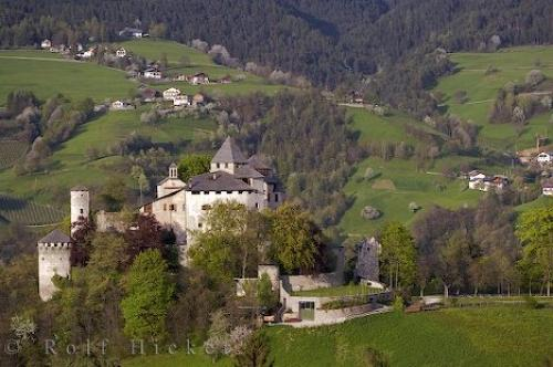 Photo:  Tyrolean Castle South Tyrol Italy