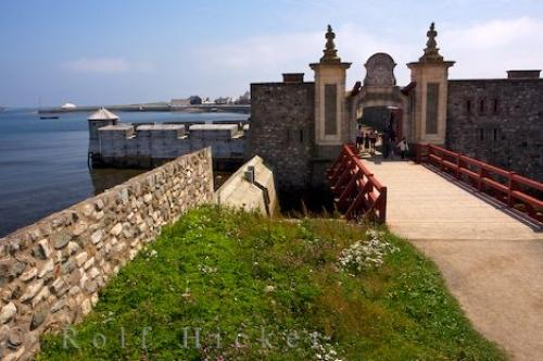 Vacation Spot Fortress Of Louisbourg