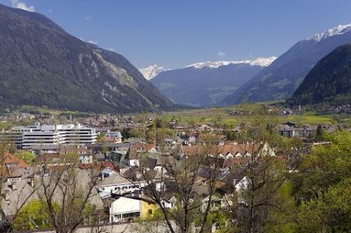 Photo:  Valley Town Brunico