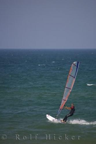 Photo:  Wind Surfer Picture