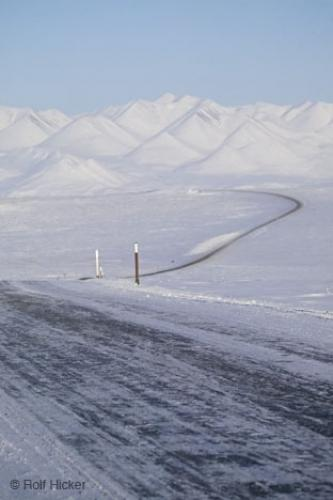 Photo:  winter road conditions