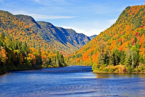 Canadian Shield Scenery Picture Quebec Canada Photo