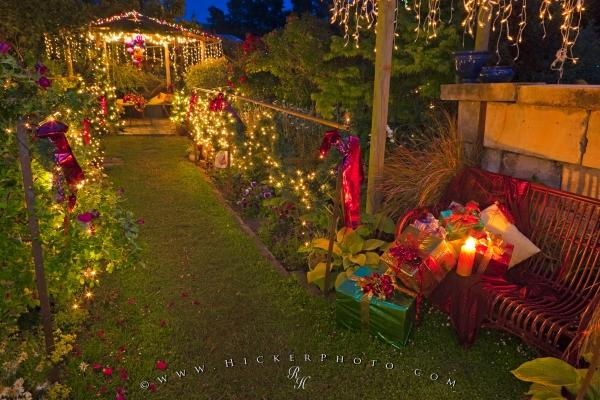 ... of beautiful decorations during the Christmas season in New Zealand
