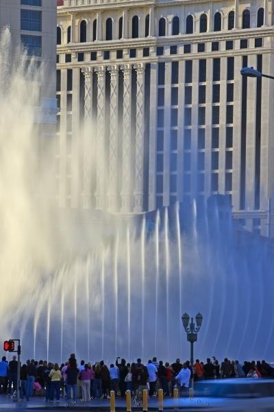 Photo:  Fountains Of Bellagio Las Vegas
