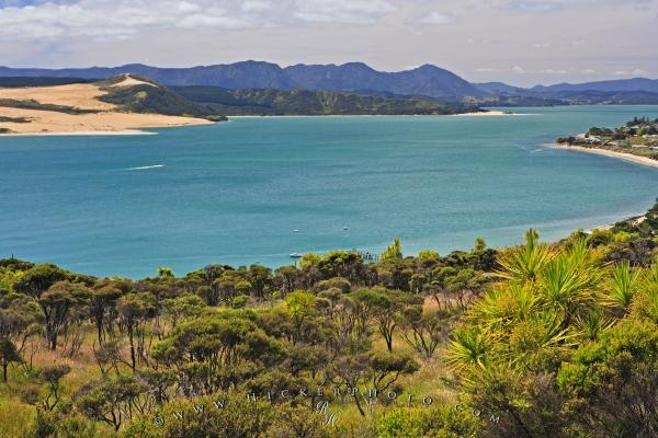 Omapere New Zealand  city images : ... waters of the Hokianga Harbour on the North Island of New Zealand