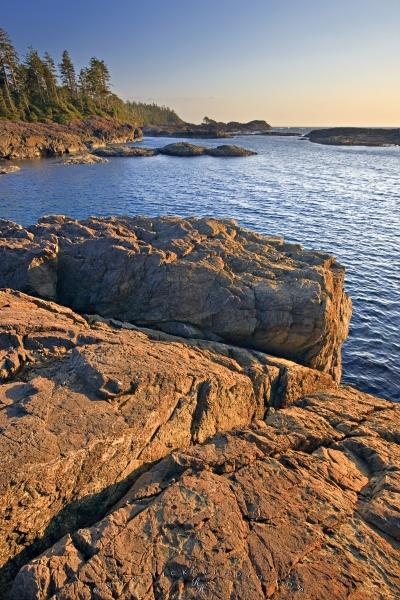 Photo:  Scenic Rugged West Coast Beach Picture
