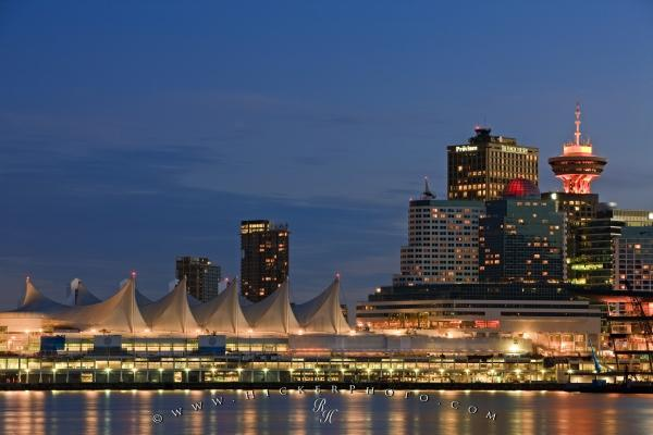 Photo:  Vancouver Port Canada Place