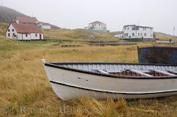 photo of Battle Harbour in Labrador
