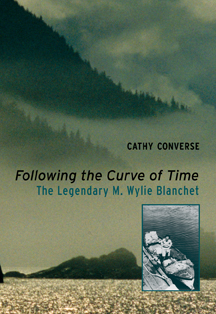 photo of British Columbia Bestseller following the curve of time